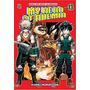 Mangá My Hero Academia Boku No Hero Vol 13