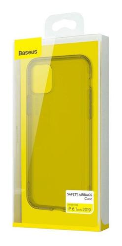 Capa Protetora Baseus Safety Airbags Para iPhone 11