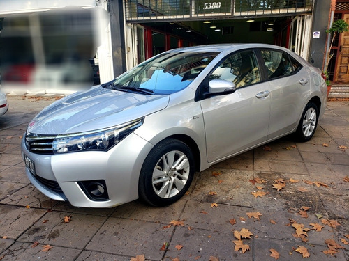 Toyota Corolla Xei Cvt 2014 Linea Nueva Automatico