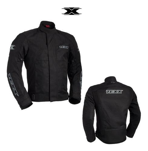 Jaqueta Motoqueiro Impermeável Texx X11 Ronin Strike Riffel