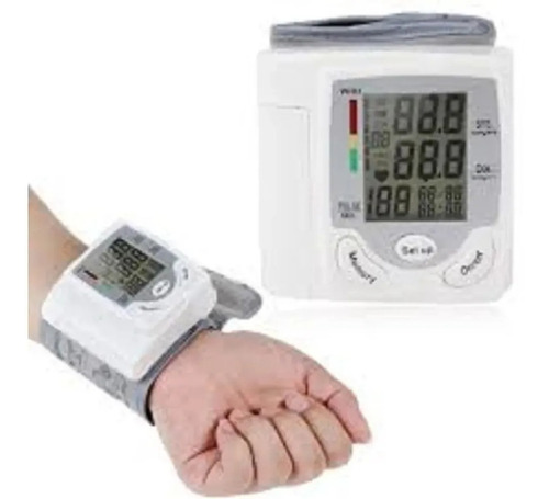 Tensiometro Digital De Muñeca Automatico