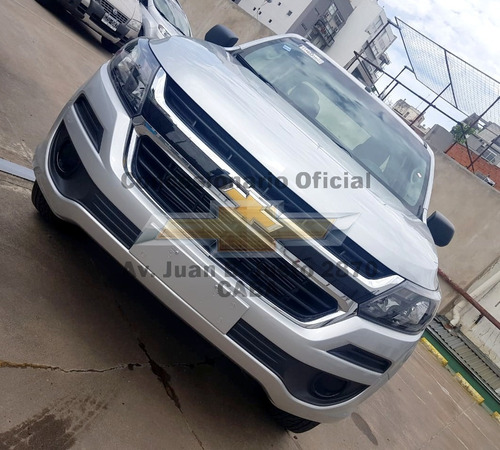 Chevrolet S10 Ls 4x2 Cd 0 Km My21 Entrega Ya! 6 Airbags Hmc