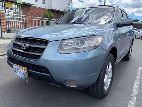 Hyundai Santa Fe 2007 2.7 Gl