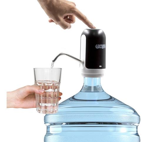Bomba Para Galão De Água Elétrica 20lts Recarregável Haiz