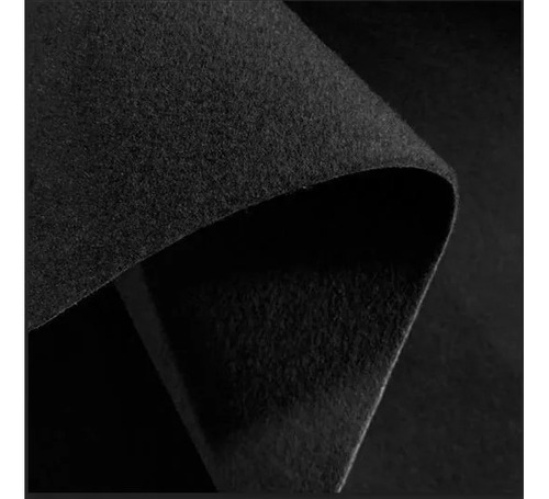 Carpete Resinado Tock - Preto