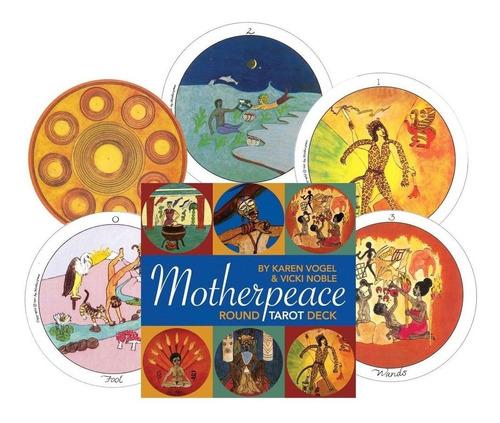Tarot Mother Peace (madre Paz) 11.4 Cm. Diámetro