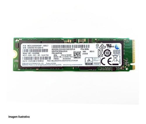 Ssd M2 Samsung Mz-vlw2560 256gb