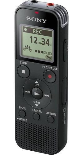 Gravador Digital De Voz Sony Icd-px470 Px470 Mp3 Até 32gb