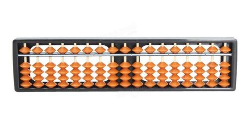 Ábaco Japonés Soroban 17 Columnas Original