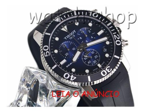 Relógio Tissot Seastar 1000 T120417 Original Completo