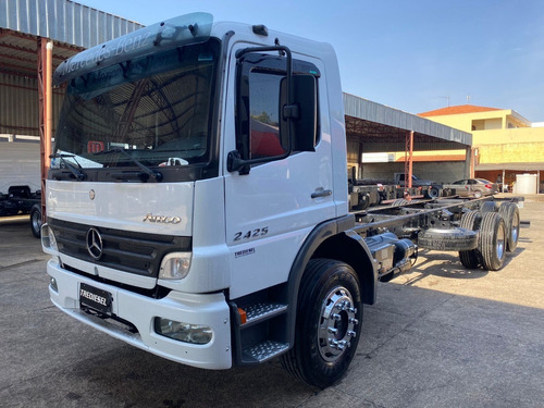 Mb Atego 2425 2009 Chassi