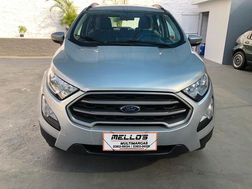Ford Ecosport Se 1.5 12v Flex Automático