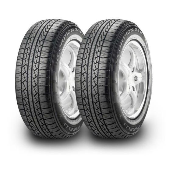 Kit X2 Pirelli 255/70 R16 Scorpion Str Neumen Ahora18