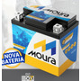 Bateria Moto Titan Fan Biz Bros Fazer 125 150 160 Mix Flex