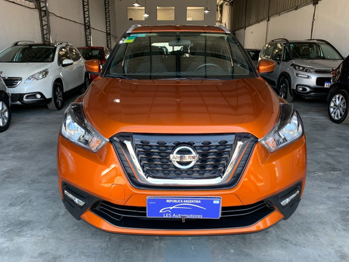 Nissan Kicks 1.6 Advance 120cv Les Automotores