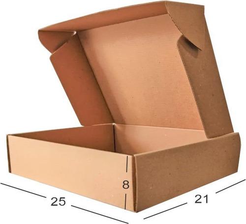 Caja De Cartón Microcorrugado