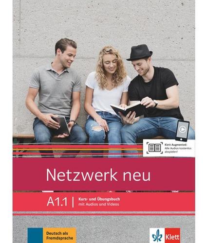 Netzwerk Neu, Kurs Und Übungsbuch A1.1
