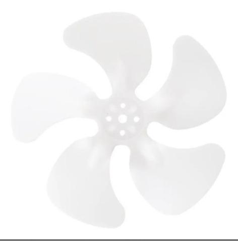 Super Promoção Hélice 25 Cm Para Micro Motor (elco)