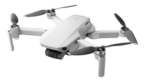 Mini Drone Dji Mavic Mini Fly More Combo Com Câmera 2.7k Light Gray