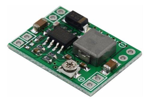Mini Reductor De Voltaje Dc -  In 4.5-28v Out 0.8-20v