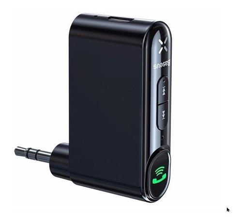 Receptor Inalámbrico Bluetooth Transmisor Audio A 3.5mm Auto
