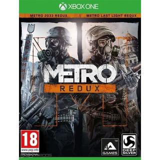 Metro Redux Xbox One Codigo Digital
