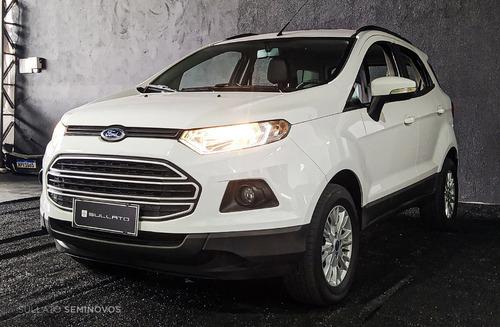 Ford Ecosport Se 1.6 2016
