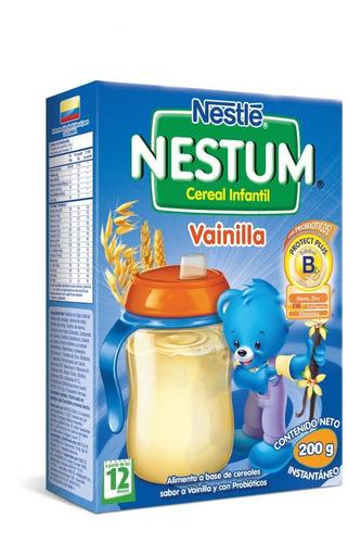 Cereal Infantil Vainilla 200g Nestum Nestlé- Bebés Y Niños