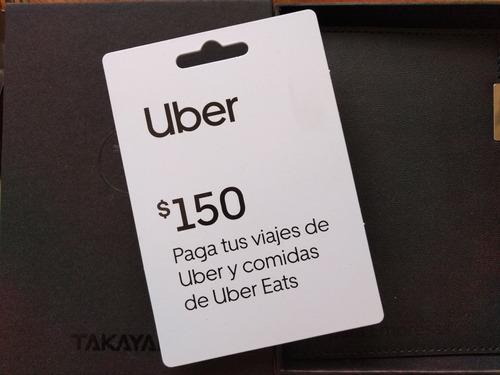 Tarjeta De Regalo De 150 De Uber Entrega Inmediata
