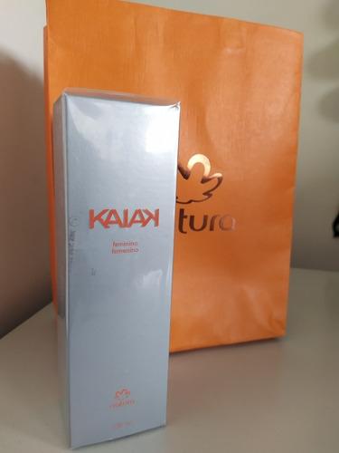 Perfume Kaiak Femenino Clásico - mL a $900