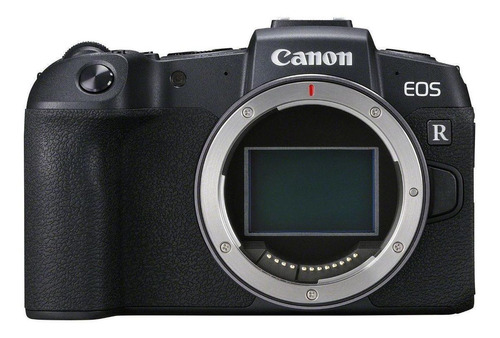 Canon Rp + Adaptador Ef-eos Rp Mirrorless Cor Preto