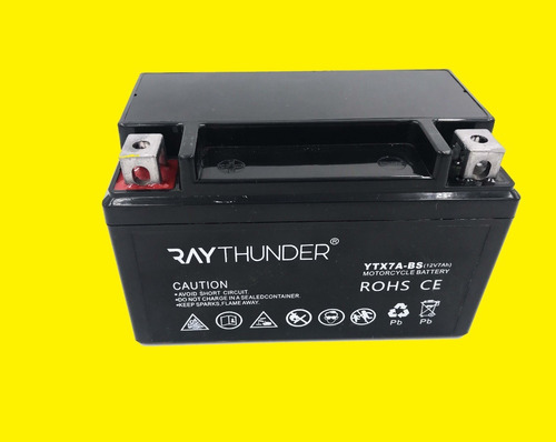 Batería Ytx7a-bs Instalación Gratuita En Nuestra Tienda Stgo