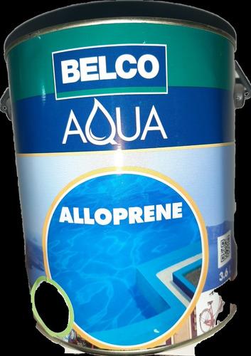 Piscinas Belco Alloprene 3.600 Lts Caucho Clorado Consulte