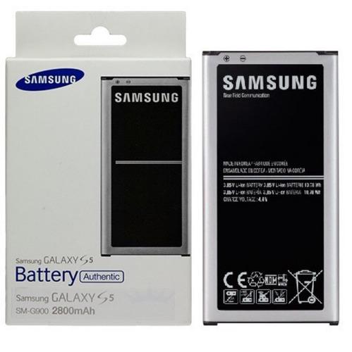 Bateria Original Samsung Galaxy S5 Grande En Empaque Sellado