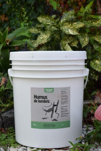 Humus De Lombriz Californiana, (tamizado Fino)