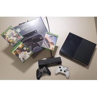 Xbox One 500 Gb Kinetic + 2 Joystick + 3 Juegos