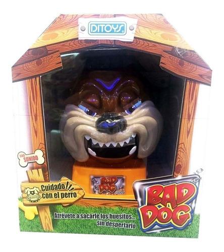 Juego De Mesa Bad Dog Ditoys