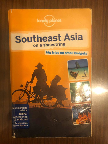Lonely Planet Southeast Asia On A Shoestring 2014
