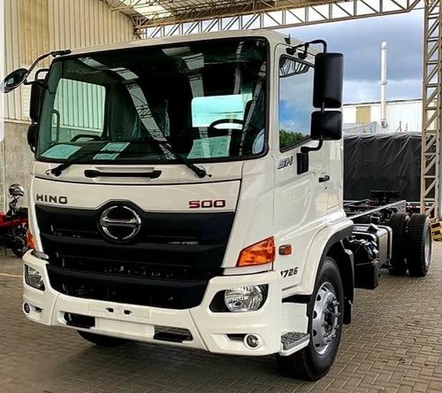 Camion Hino Gh Version Cargo
