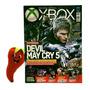 Revista Oficial Xbox Teste Explosivo: Devil May Cry 5 N° 154