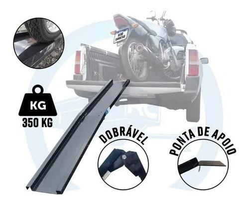 Rampa Para Elevação De Moto Caçamba Super Bikes Motocross