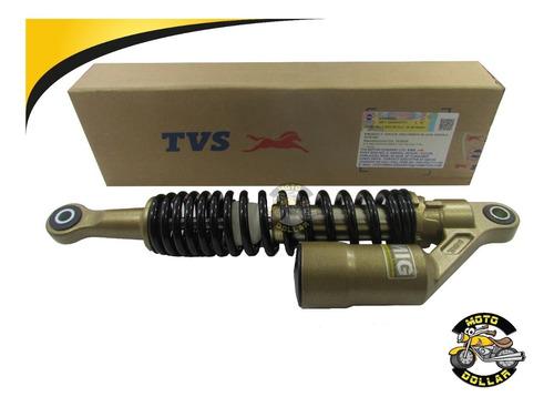 Par De Amortiguadores Trasero Original Tvs Apache 180 Rtr