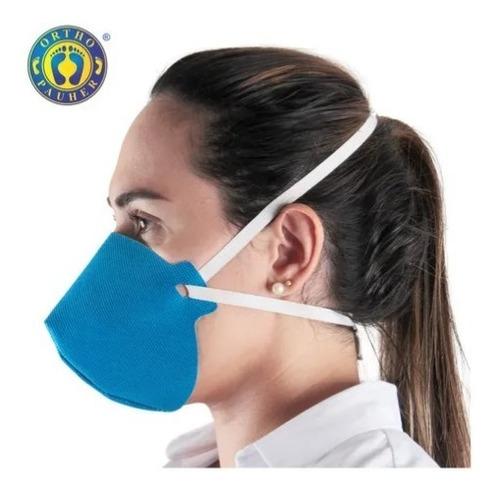 Máscara Tripla Reutilizável Op95c19 - Kit 100 Unid