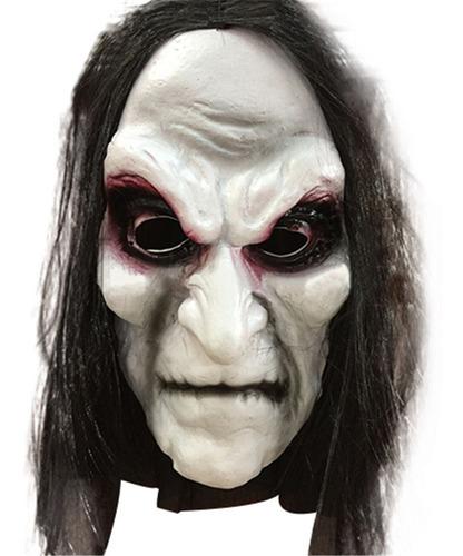 Máscara Realista Zumbi Halloween Festa Fantasia Assustar Top