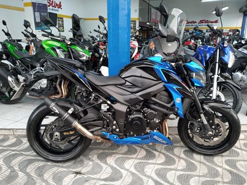 Suzuki Gsx-s 750 Abs 2020 Moto Slink