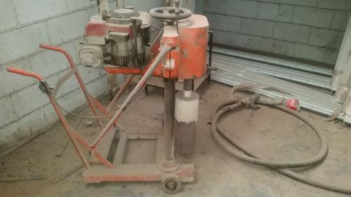 Extractora De Probetas De Hormigón Y Asfalto