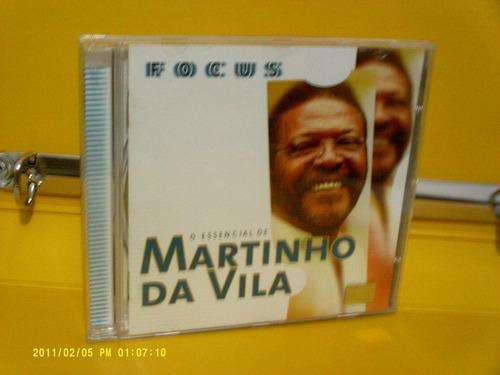 Martinho Da Vila -  O Essencial De - Cd Original