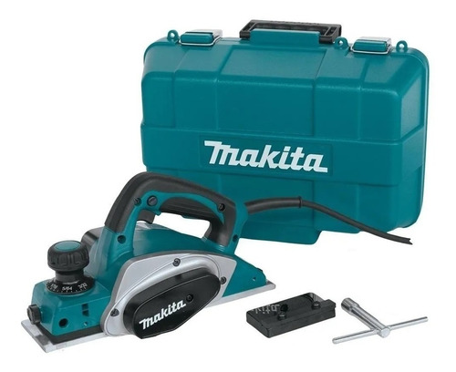 Plaina 82 Mm Kp0800k Com Maleta Makita