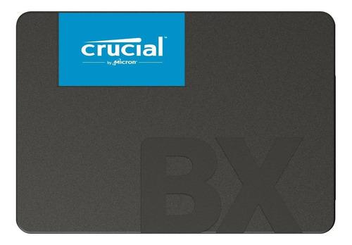 Disco Sólido Ssd Interno Crucial Ct120bx500ssd1 120gb Negro
