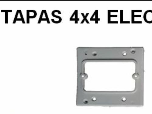 Tapa Flux 4x4  Eléctrica Con Norma Retie.